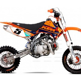 Питбайк Apollo RFZ OPEN 125 2014 EDITION DUNGEY