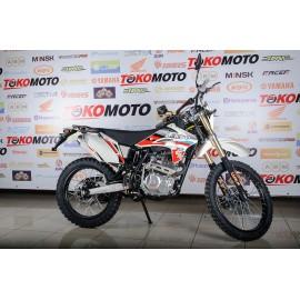 Мотоцикл эндуро KAYO SUPER T2 21/18 (двиг. ZS 250cc возд. охл.)