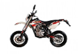 Мотоцикл кроссовый KAYO T5 250 SUPER MOTO 17/17 (2015 г.)
