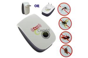 Ультразвуковой отпугиватель от комаров и грызунов - отзывы