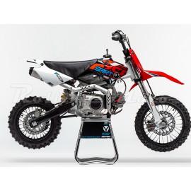 Питбайк YCF START F125-S (п/автомат) 14/12, 125cc, 2015г.